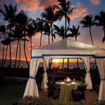Cabana Dining at The Grand Wailea