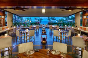 Festive Dining at Montage Kapalua Bay!
