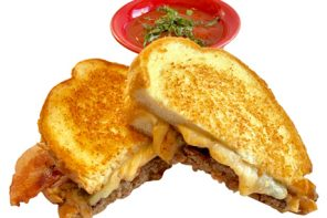 Cool Cat Cafe Lahaina's December Burger of the Month
