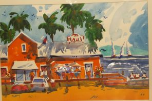 Maui Hands Galleries Present Artists Showings Island-Wide