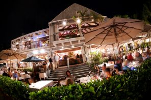 pacific'O on the Beach Lunch & Dinner Menus