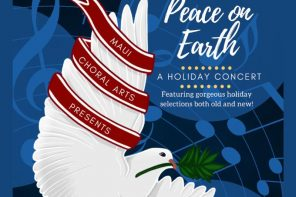 Maui Choral Arts Association Presents Holiday Concert